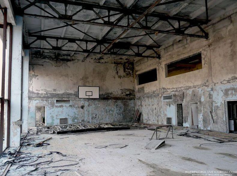 Чернобыль хроника событий